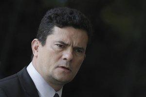 Sergio Moro,ministro de Justicia y Seguridad Pública del gobierno de Brasil.