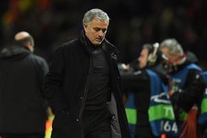 El drama de Mourinho