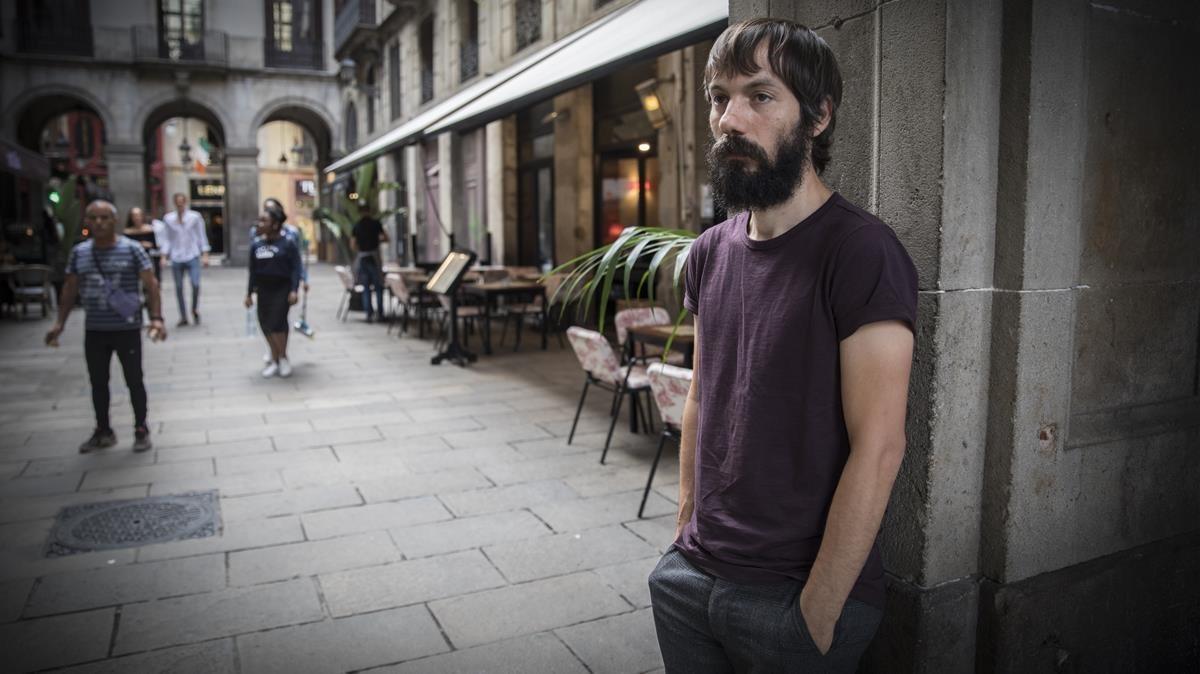El músico Enric Montefusco