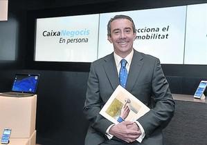 Juan Antonio Alcaraz, director general de CaixaBank.