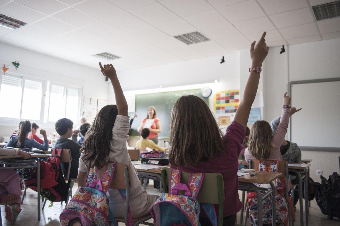 """El PSC se abre a """"flexibilizar"""" la inmersión lingüística"""