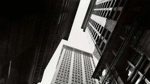 'Cañón: Broadway y Exchange Place', 1936.