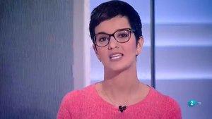 Paula Sainz Pardo cuenta en 'La 2 Noticias' su caso de acoso sexual con solo once años