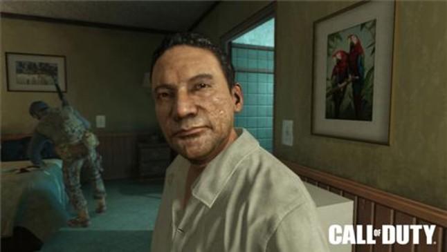 El personaje de Call of Duty parecido a Manuel Antonio Noriega.