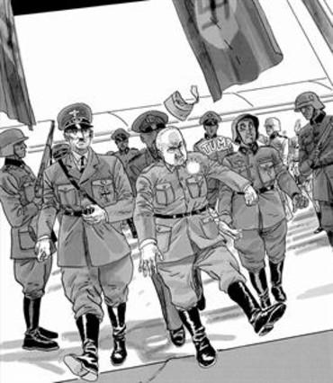 DE LA POSGUERRA AL SIGLO XXI 3 Cómics originales con soldados americanos en la portada, que en las 'Nuevas Hazañas bélicas' se convierten en un fascista y un miliciano.