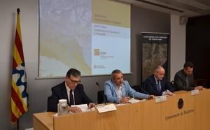 Presentación Atlas de Sostenibilidad Urbana de Badalona.