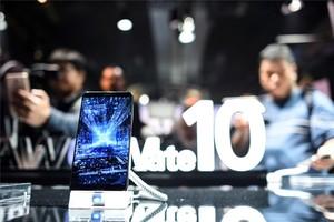 Presentación del Huawei Mate 10.