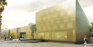 Proyecto de nueva biblioteca en Cornellà.