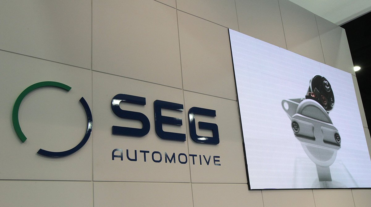 Planta de SEG Automotive en Cantabria