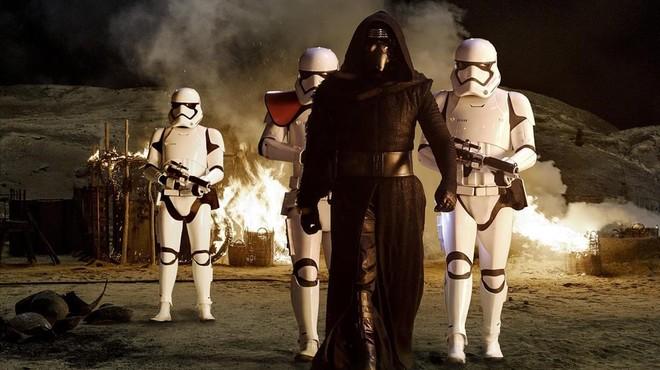 Las cifras galácticas de 'Star Wars'