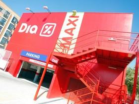 Un supermercado Dia Maxi.