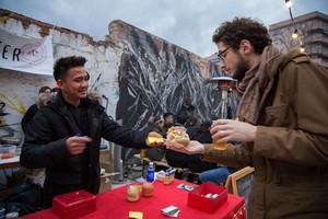Eat Street vuelve el sábado 10 de febrero con el lema 'What the Foc!?'.