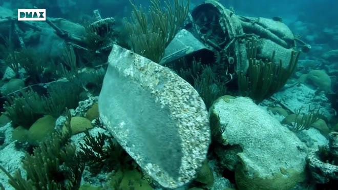 Vídeo del programa de DMax 'Los secretos del Triángulo de las Bermudas'.
