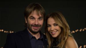 Quim Masferrer y Ruth Jiménez, presentadores de las Campanadas de Fin de Año en TV-3.