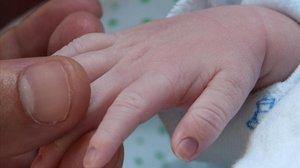 El nombre de naixements descendeix un 40% a Espanya en l'última dècada