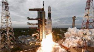 L'Índia perd contacte amb la nau que volia aterrar a la Lluna