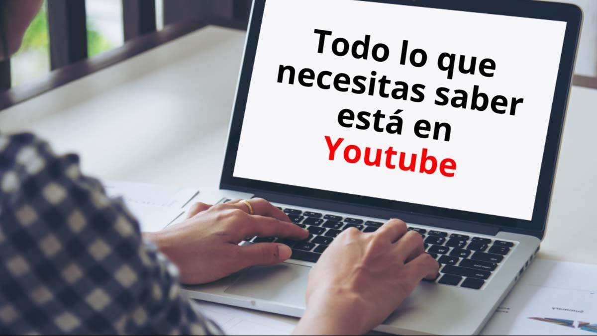 El meu profe és a Youtube