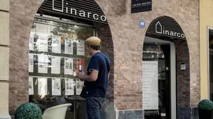 Quarts de casa a 6.000 euros el metre quadrat a la Barceloneta