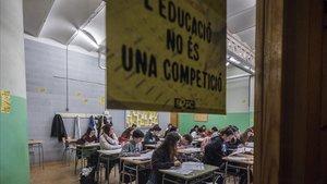L'OCDE publica el primer examen internacional a la 'generació LOMCE'