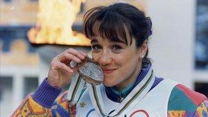 La policia alerta de la desaparició de l'esquiadora Blanca Fernández Ochoa