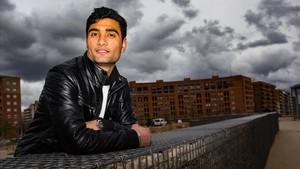 """Abdullah Tarakhel: """"Per primera vegada en molt temps sento que tinc futur"""""""