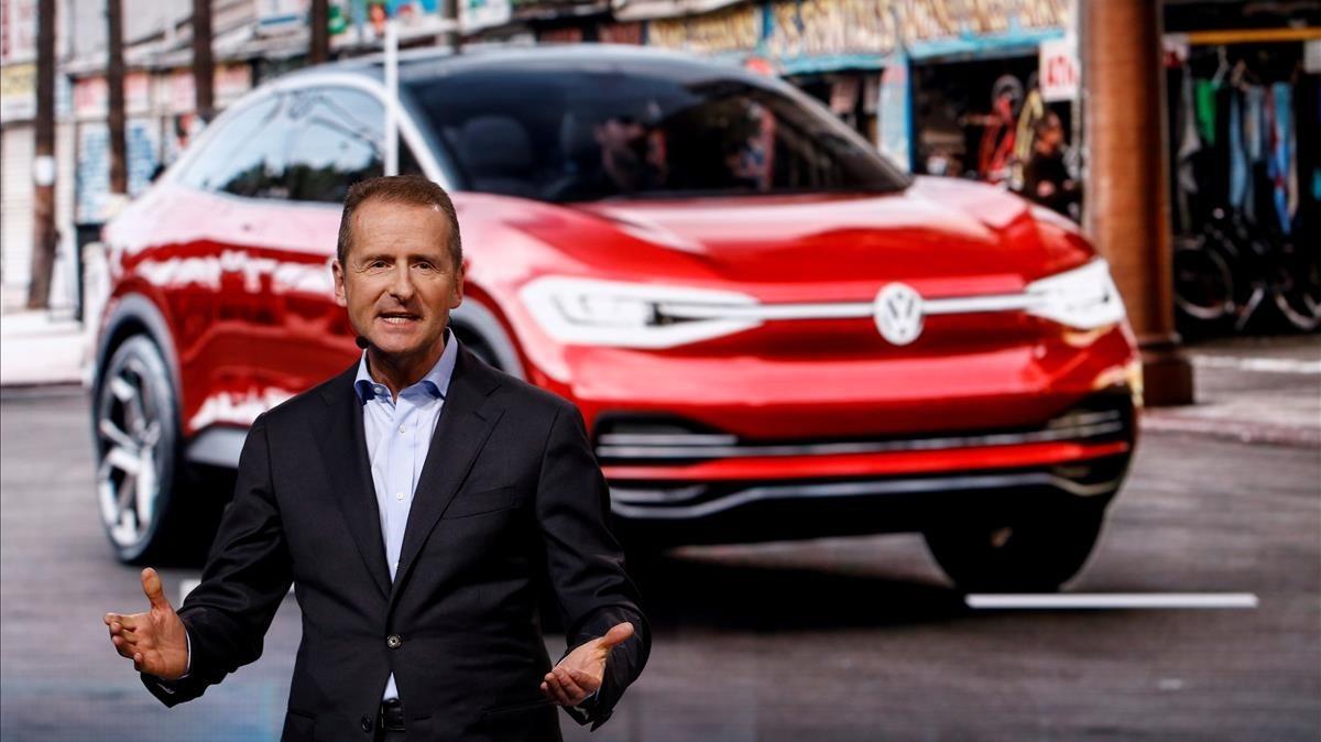 El nou president de Volkswagen reestructurarà l'empresa