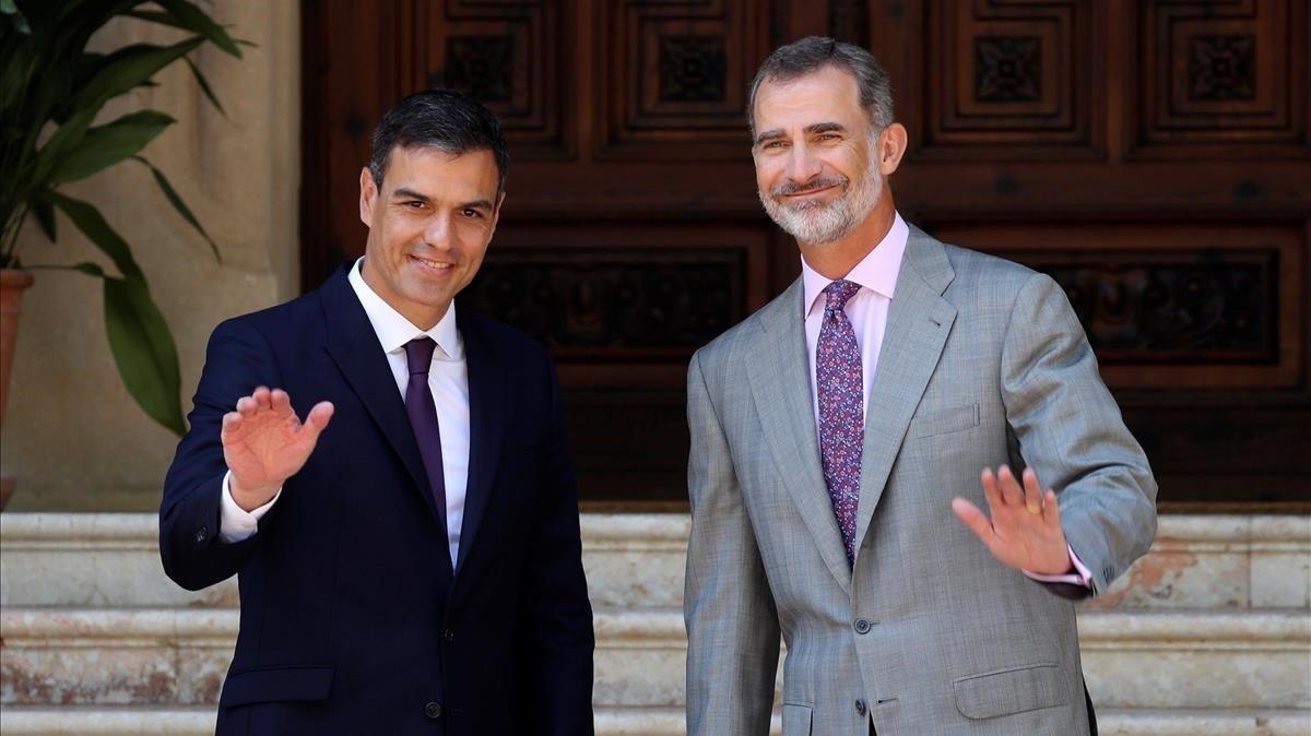 La desconfiança PSOE-Podem