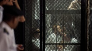 Egipte condemna a la forca 75 civils presos després del cop d'Estat d'Al-Sisi