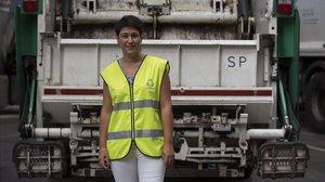 Neus Vidales: «Estic orgullosa de ser escombriaire»