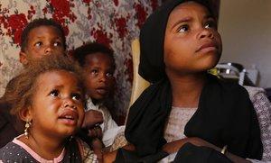 La infància mundial pateix la seva pitjor situació en els últims 30 anys