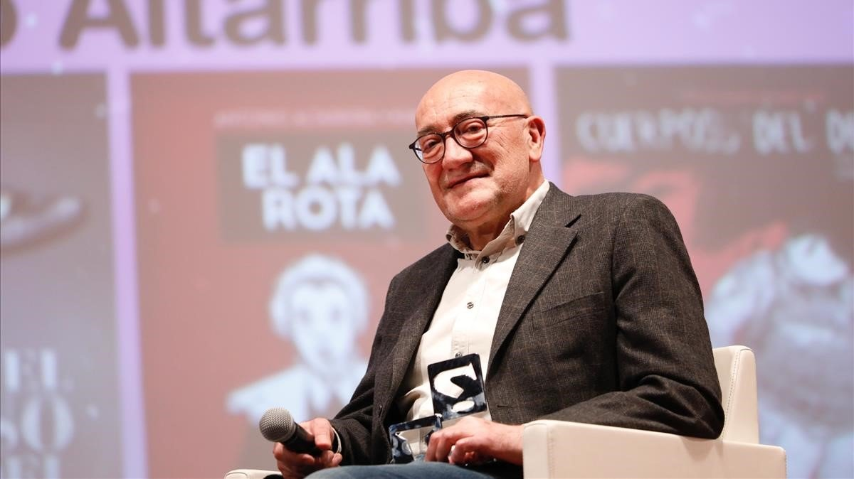 La memòria històrica d'Antonio Altarriba, Gran premi del Còmic Barcelona