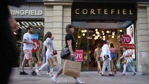 L'economia creix aquest any el 2%, segons el Banc d'Espanya
