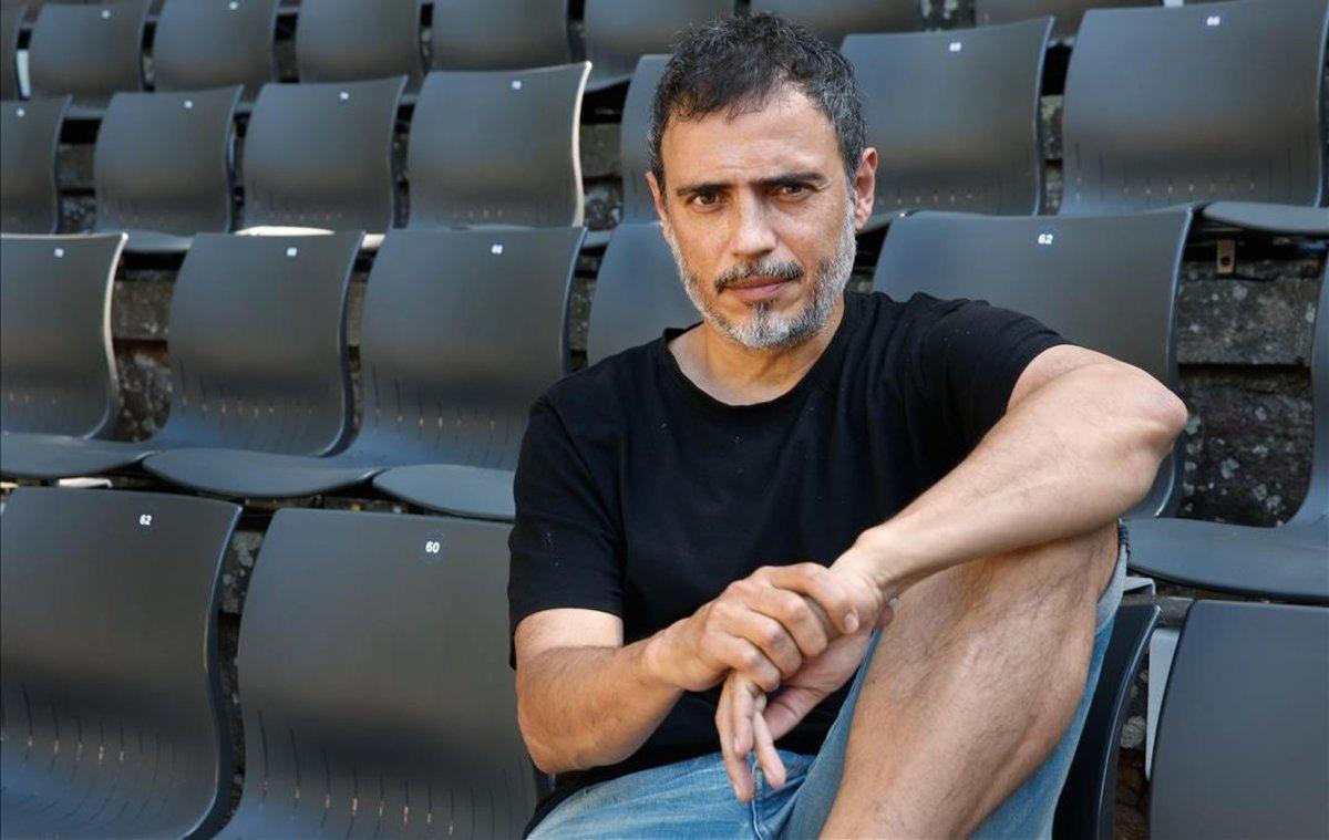 Julio Manrique: «'Jerusalem' és un crit salvatge de llibertat, un conte punk»