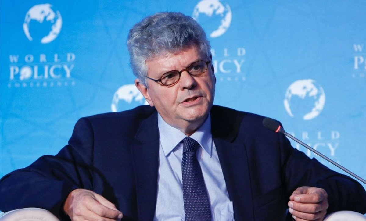 """Michel Foucher: """"La intención de China es desafiar el orden internacional liberal"""""""