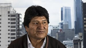 Evo Morales: «Aquesta és una qüestió de classes. «No accepten que un indígena hagi canviat Bolívia»