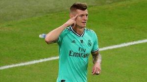 Reial Madrid-Atlètic: horari i on veure el partit per TV