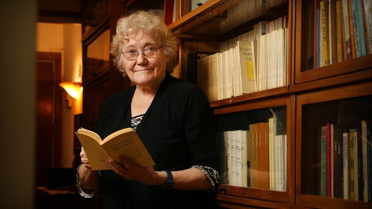 Cinc llibres clau d'Isabel-Clara Simó