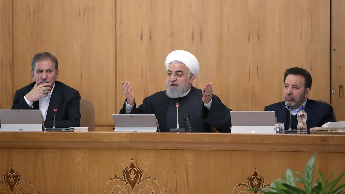 L'Iran rebutja la idea d'un nou acord nuclear negociat per Trump