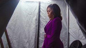 Michelle Obama en un fotograma del documental.