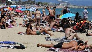 El termòmetre torna a escalar fins als 40 graus a tot Espanya