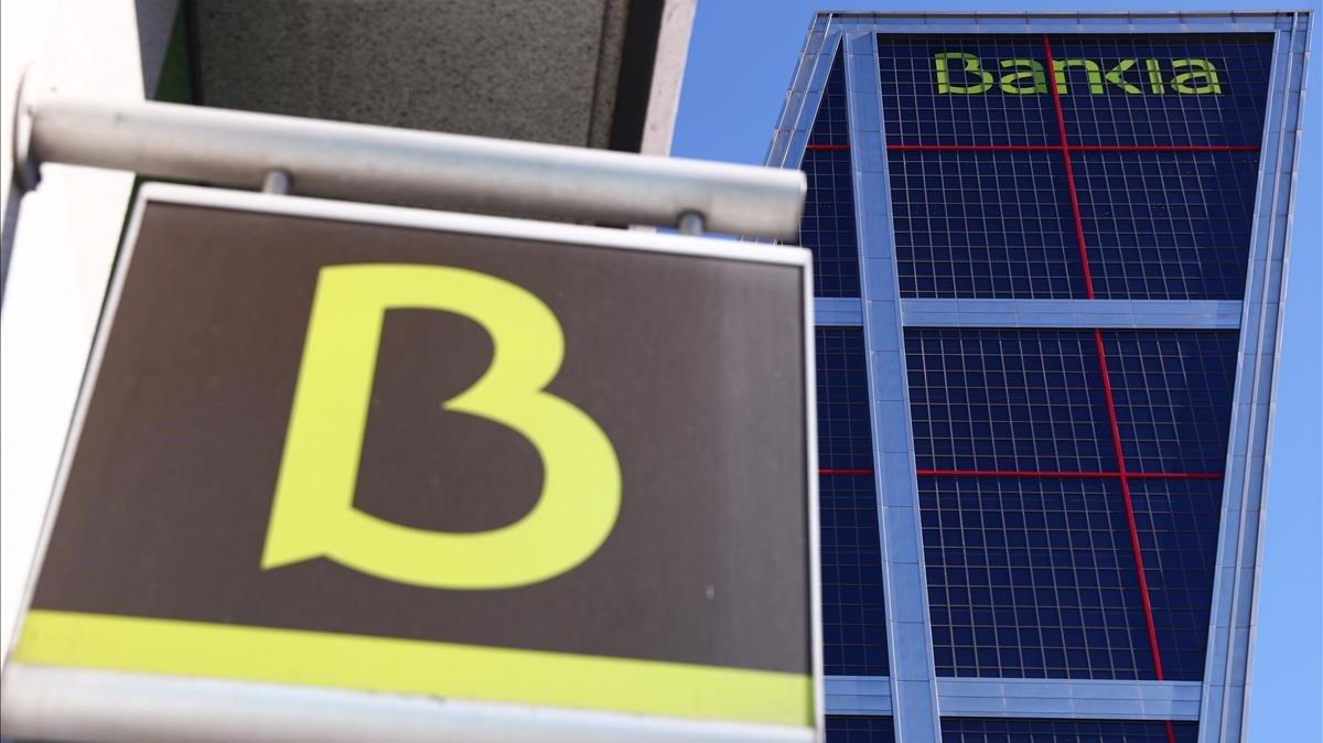 Bankia, una marca que habrá vivido solo una década