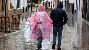 Activada l'alerta per risc d'inundacions al litoral de Barcelona