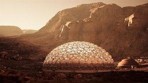 El disseny català d'una ciutat a Mart, finalista en el concurs de la Mars Society