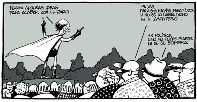 Vñeta de Ferreres en El Periódico (12.07.2011)
