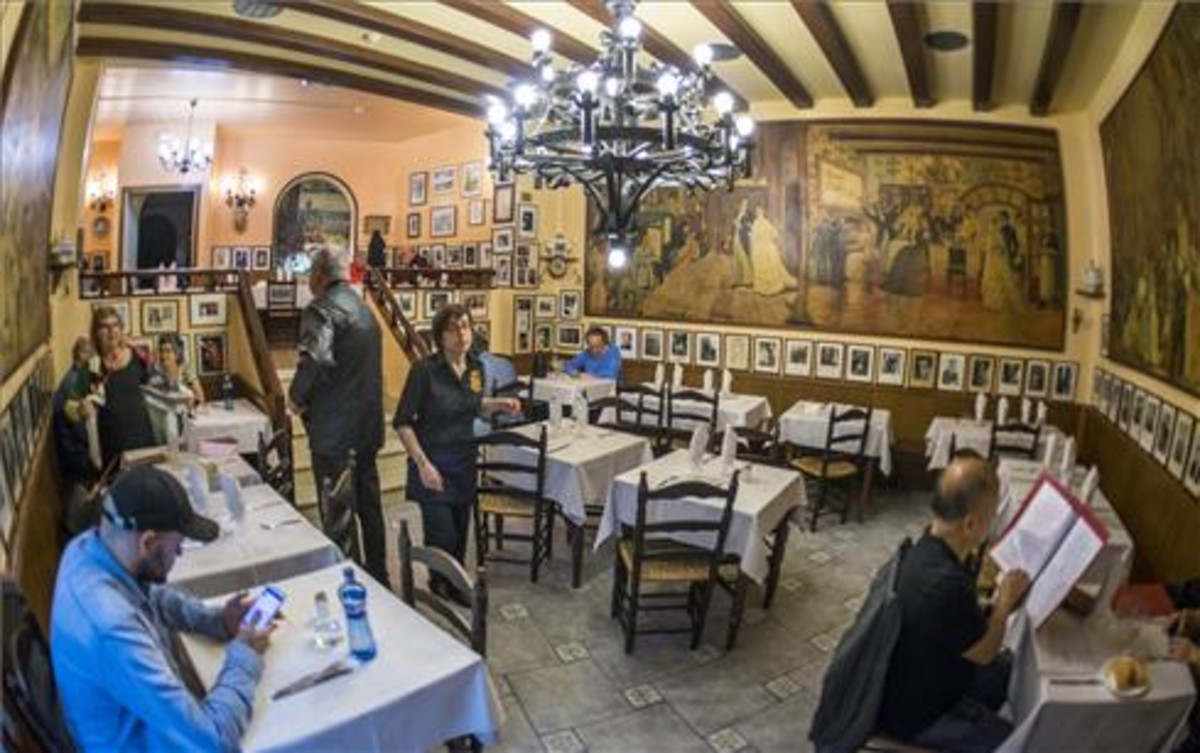 Can Culleretes padre de todos los restaurantes cumple 230 años
