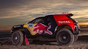 Peugeot 2008 en el Dakar 2015