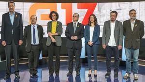 zentaurelecciones 21d debate electoral al parlament