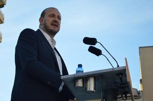 Jordi Monros, candidato de PDeCAT en LHospitalet de Llobregat.