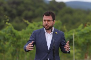 Aragonès: «Situarem els objectius de desenvolupament sostenible al centre de la reconstrucció econòmica»