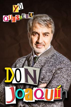 Alberto Vázquez es Joaquin, en la serie 'Yo quisiera'.